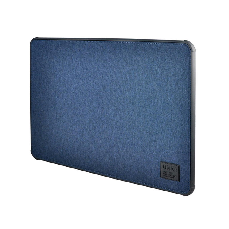 Чехол Uniq для Macbook Pro 15 (2016/2018) DFender Sleeve Kanvas Blue