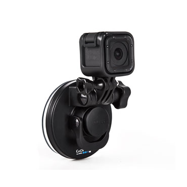 Крепеж GoPro с присоской Suction Cup Mount AUCMT-302