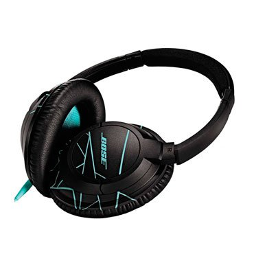 Наушники Bose SoundTrue Around-Ear headset black/mint