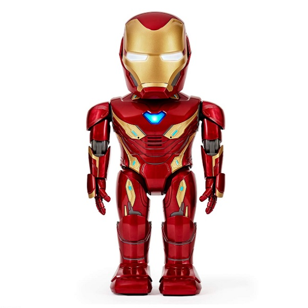 Робот на беспроводном управлении UBTECH IRON MAN