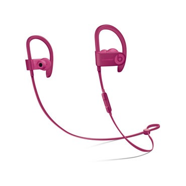 Наушники Apple Beats Powerbeats 3 Wireless Neighborhood Collection | Цвет: Бордовая вишня(MPXP2ZE/A)