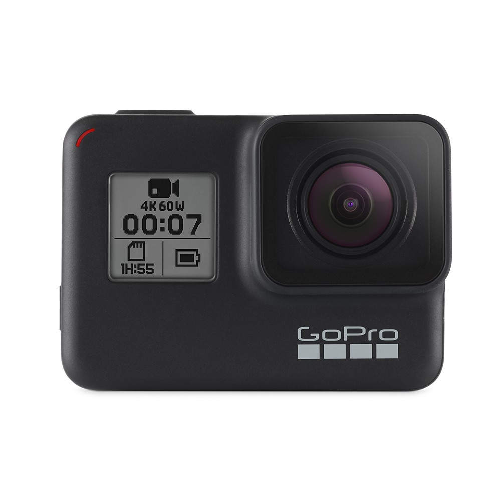 Видеокамера GoPro HERO7 Black Edition (CHDHX-701-RW)