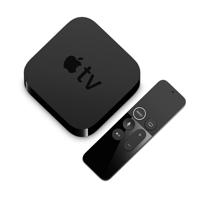 Медиаплеер Apple TV (4th generation) 32GB (MR912RS/A)