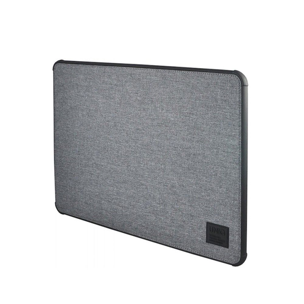 Чехол Uniq для Macbook Pro 15 (2016/2018) DFender Sleeve Kanvas Grey