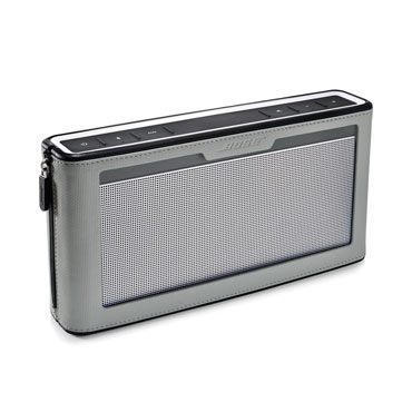 Пластиковый чехол Cover Bose Soundlink BT speaker III Gray