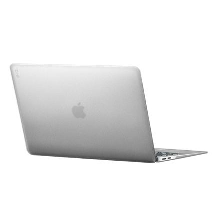 "Чехол Uniq HUSK Pro CLARO для Apple MacBook Pro 13"". Цвет: серый"
