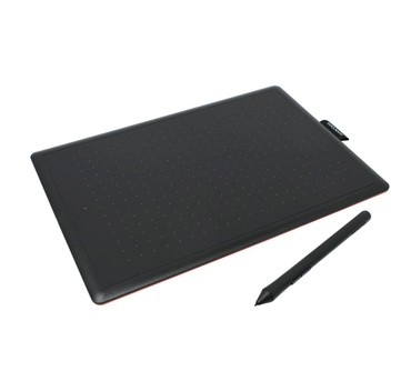 Графический планшет One by Wacom medium (CTL-672-N	)
